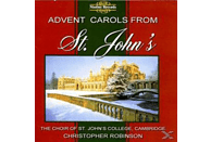 Robinson/Choir Of St.Johns College - Advent Carols From St.Johns [CD]