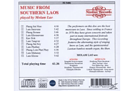 Molam Lao - Music From Southern Laos [CD]