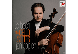 Jan Vogler - Cellosuiten 1-3 - (CD)