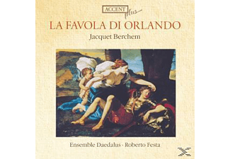 Ensemble Daedalus/Festa - La Favola Di Orlando - (CD)