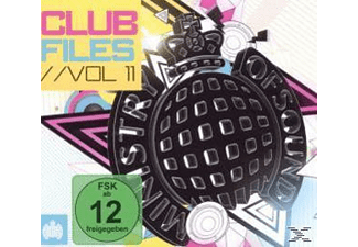 VARIOUS - Club Files Vol.11 - (CD + DVD Video)