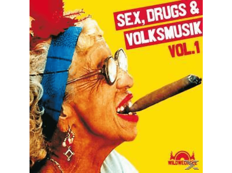 VARIOUS - Sex, Drugs & Volksmusik [CD]