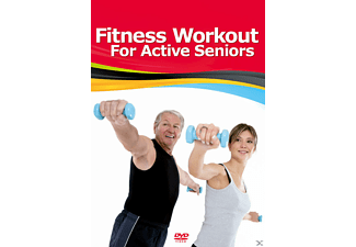Fitness Workout For Active Seniors - (DVD)