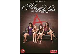 Pretty Little Liars Saison 3 Série TV
