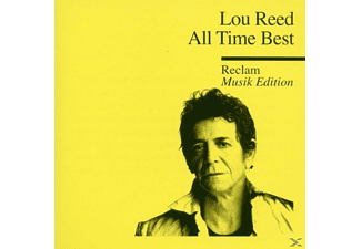 Lou Reed - All Time Best-Reclam Musik Edition 12 - (CD)
