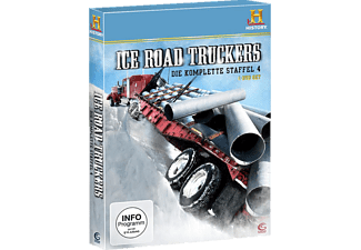 Ice Road Truckers - Staffel 4 - (DVD)