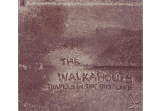 The Walkabouts - Travels In The Dustland - (CD)