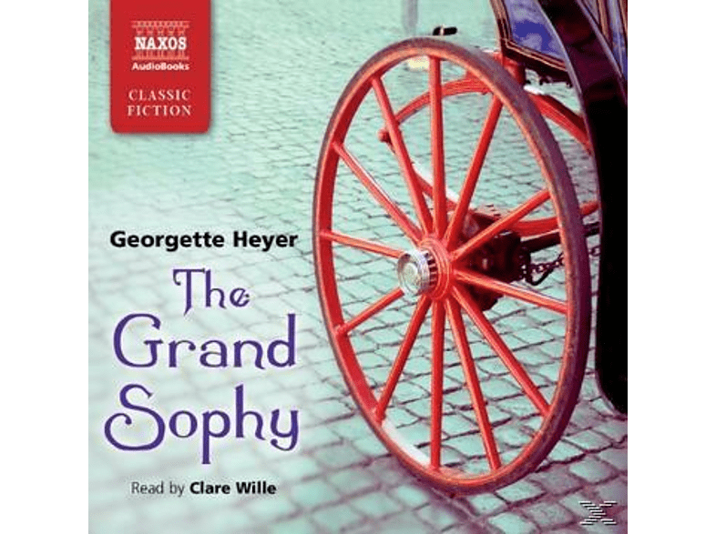 THE GRAND SOPHY - (CD)