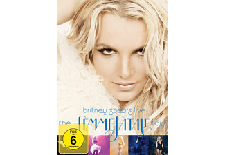 Britney Spears - Britney Spears Live: The Femme Fatale Tour - (DVD)