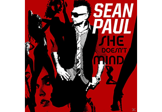 Sean Paul - She Doesn't Mind (2-Track) - (5 Zoll Single CD (2-Track))