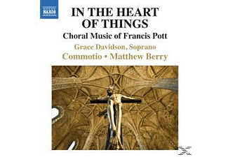 Berry,Matthew/Commotio/Davidson,Grace - In the Heart of Things - (CD)