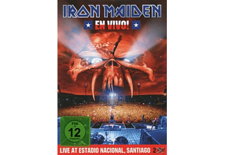 Iron Maiden - EN VIVO! LIVE IN SANTIAGO DE CHILE - (DVD)