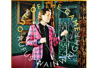 Rufus Wainwright - Out Of The Game (Ltd.Deluxe Edt.) - (CD + DVD Video)