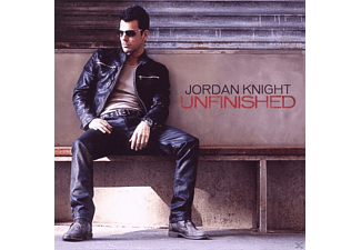 Knight Jordan - Unfinished - (CD)