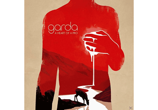 Garda - A Heart Of A Pro - (CD)