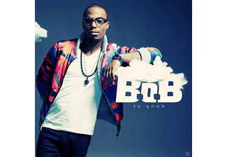 B.o.B - So Good (2 Track) - (5 Zoll Single CD (2-Track))