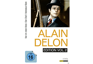 Alain Delon Edition 2 - (DVD)