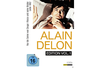 Alain Delon Edition 1 - (DVD)