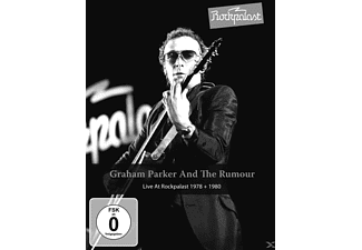 Graham And The Rumour Parker - LIVE AT ROCKPALAST - (DVD)