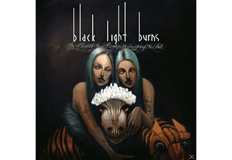 Black Light Burns - The Moment You Realize You're Going To Fall - (CD)