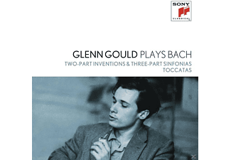 Glenn Gould - Plays Bach - (CD)