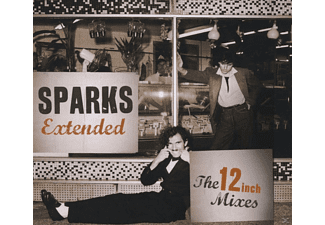 Sparks - Extended The 12 Inch Mixes 1979-1984 - (CD)
