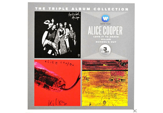 Alice Cooper - The Triple Album Collection - (CD)