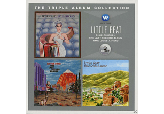 Little Feat - The Triple Album Collection - (CD)