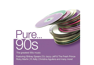 VARIOUS - Pure... 90s - (CD)