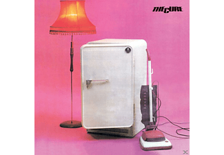 The Cure - Three Imaginary Boys (Deluxe Edition) (Jc) - (CD)