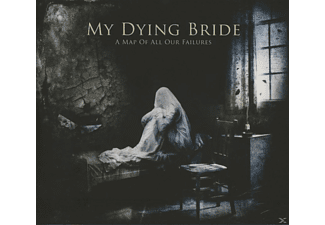 My Dying Bride - A Map Of All Our Failures - (CD)