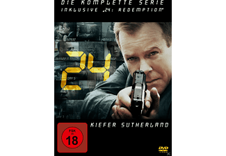 24 – Complete Box - (DVD)
