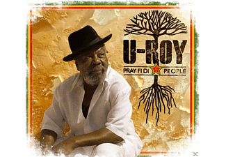 U-Roy - Pray Fi Di People - (CD)