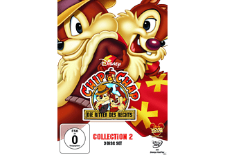 Chip & Chap: Die Ritter des Rechts - Collection 2 - (DVD)