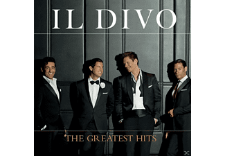 Il Divo - The Greatest Hits (Deluxe) - (CD)
