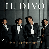 Il Divo - The Greatest Hits (Deluxe) [CD]
