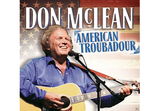 Don McLean - American Troubadour - (CD)