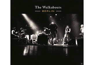 The Walkabouts - Berlin (Live) - (CD)