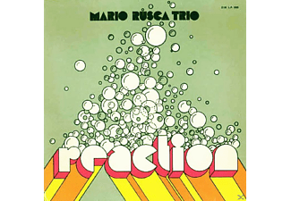 Mario Trio Rusca - Reaction - (CD)
