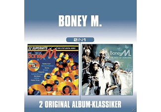 Boney M. - Boney M. - 2 In 1: In The Mix / The Best 12inch Versions - (CD)