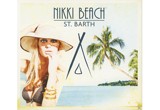VARIOUS - Nikki Beach - St.Barth - (CD)