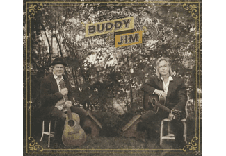 Buddy Miller, Jim Lauderdale - Buddy And Jim - (CD)