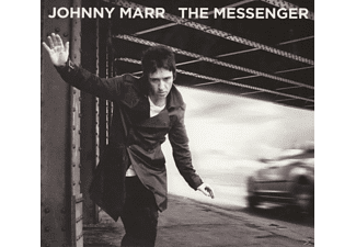 Johnny Marr - The Messenger - (CD)