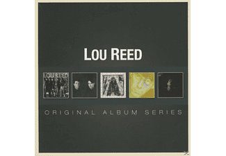 Lou Reed - Original Album Series - (CD)