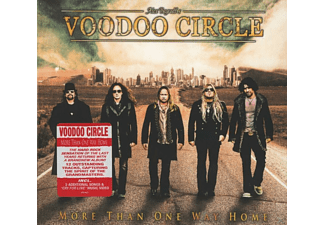 Voodoo Circle - More Than On Way Home - (CD)