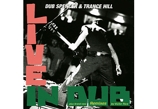 Dub Spencer & Trance Hill - Live In Dub / Victor Rice Remixes - (CD)