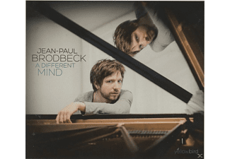 Jean-paul Brodbeck - A Different Mind - (CD)