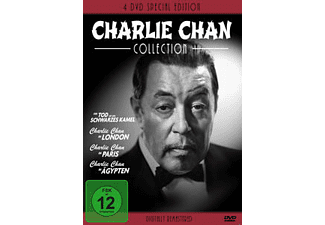 Charlie Chan Collection - Teil 1 - (DVD)