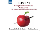 Prager Sinfonieorchester - Ouvertüren Vol.2 [CD]