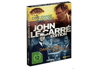John le Carré Edition: Der ewige Gärtner/ Dame König As Spion - 2 Disc - (Blu-ray)